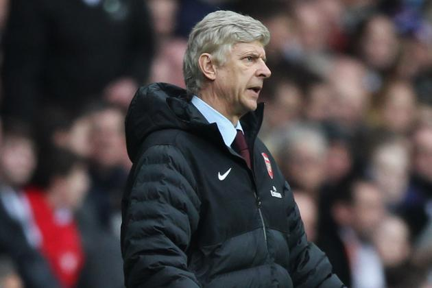 Arsène Wenger Critical of Arsenal for Being 'Too Timid'