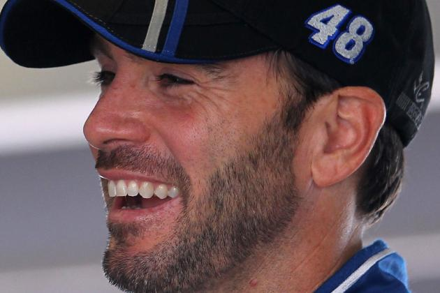 NASCAR 2013 Chase for the Sprint Cup Contender: Jimmie Johnson