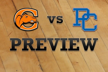 Campbell vs. Presbyterian: Full Game Preview