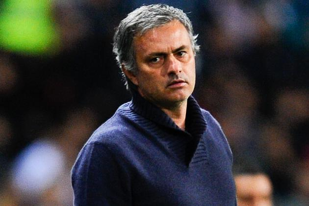 José Mourinho Puts Chelsea on Alert over Desire to Return to England