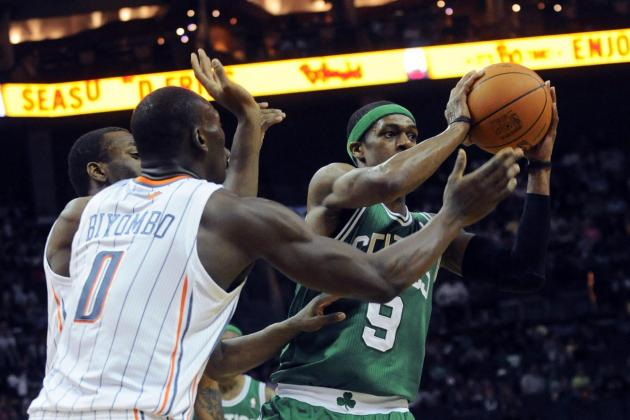 Charlotte Bobcats vs. Boston Celtics: Live Score, Results and Game Highlights