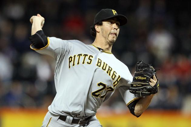 Report: Pirates to Sign Jeff Karstens