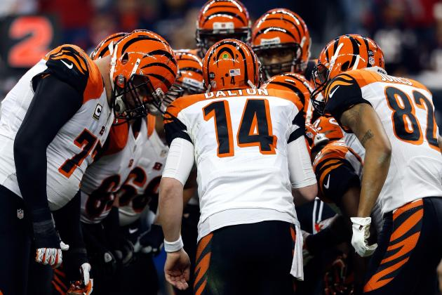 Cincinnati Bengals: Offensive Year in Review