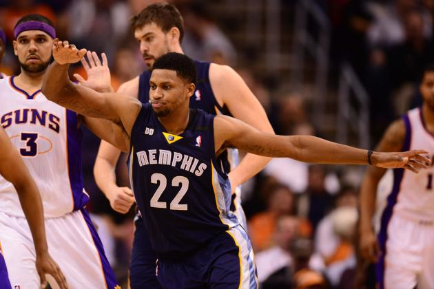 Rudy Gay Trade Rumors: Trading Bradley Beal for Gay Would Hurt Wizards Long Term