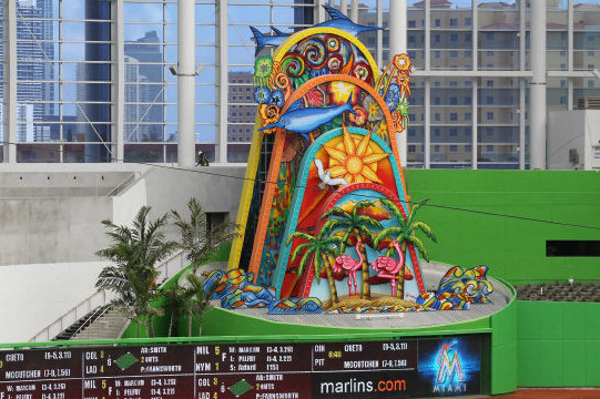 "The Marlins Dispense with the Name ""Fanfest"" for Their Offseason Event"