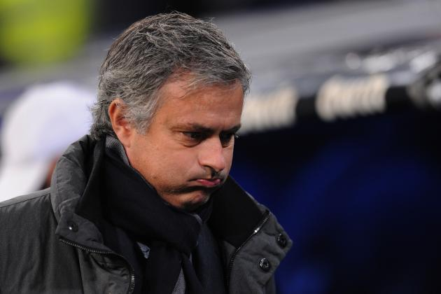 Mourinho Fuels Speculation He Will Return to English Football Next Season