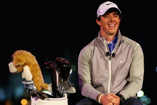 Rory McIlroy: Heir-Apparent to Tiger Woods Won't Have as Much Marketing Success