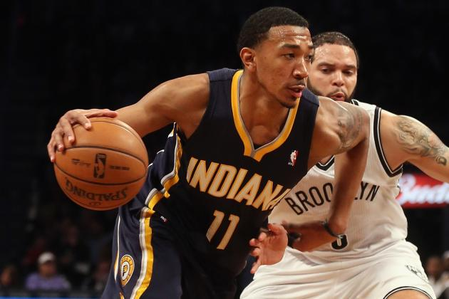 Pacers Rookie Orlando Johnson Shows Signs of Improvement
