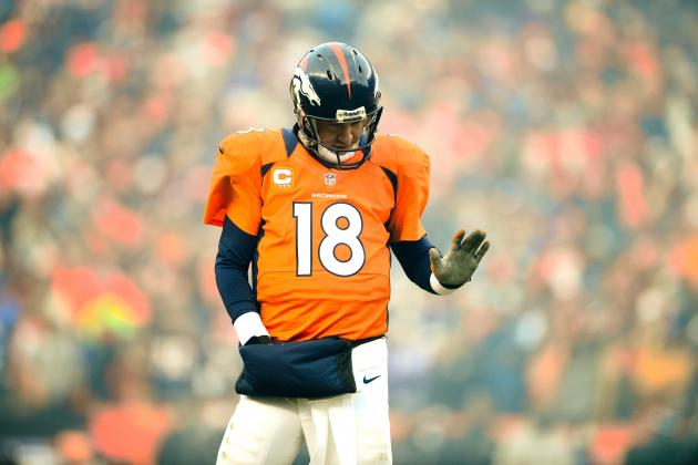 Why Does Peyton Manning Always Come Up Short in the Playoffs?