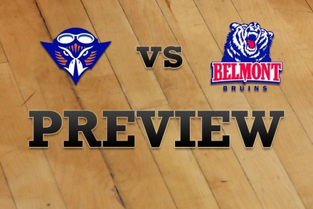 Tennessee-Martin vs. Belmont: Full Game Preview