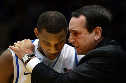 Mike Krzyzewski on Rasheed Sulaimon