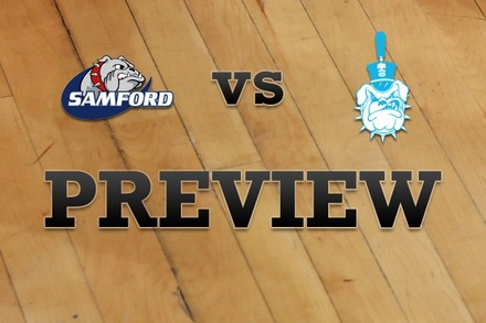 Samford vs. Citadel: Full Game Preview