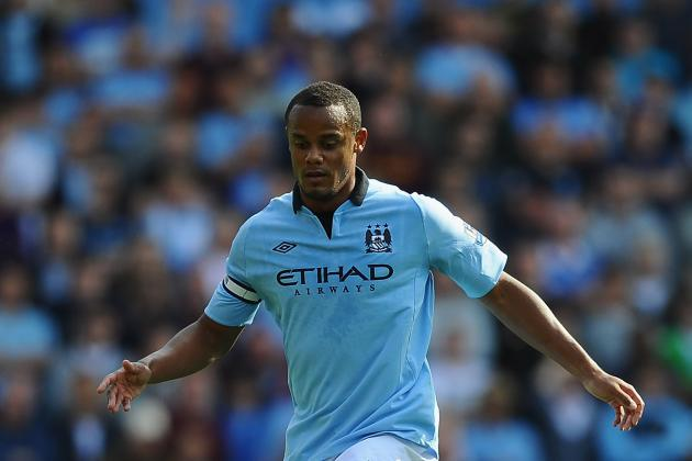 Vincent Price: Man City Set to Buy a Defender If Kompany's Ban Appeal Fails