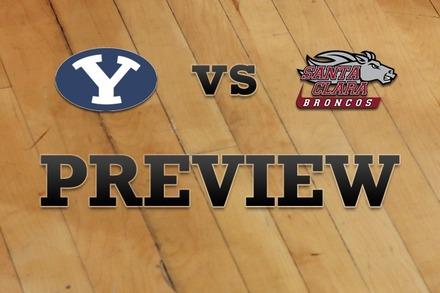 Brigham Young vs. Santa Clara: Full Game Preview