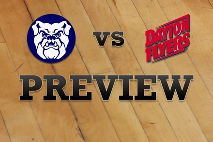 Butler vs. Dayton: Full Game Preview