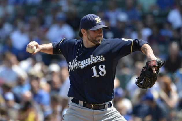 Shaun Marcum: Another Deceptive Rumor from the Padres Front Office?