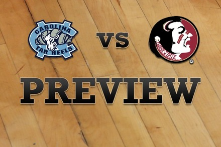 North Carolina vs. Florida State: Full Game Preview