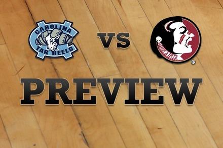 North Carolina vs. Florida State: Full Game Preview