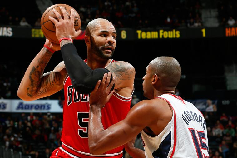 Atlanta Hawks vs. Chicago Bulls: Live Score, Results and Game Highlights