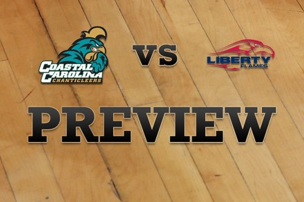 Coastal Carolina vs. Liberty: Full Game Preview