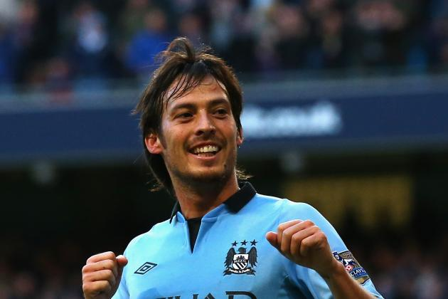 David Silva Warns Manchester City Could Lose Title If Suffer One More Defeat