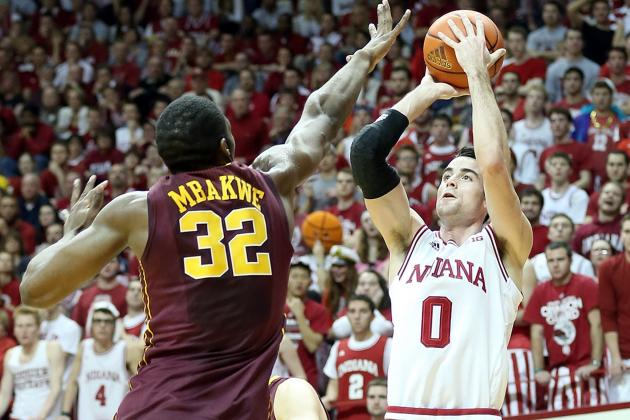 Minnesota-Indiana Game Sets BTN Ratings Record