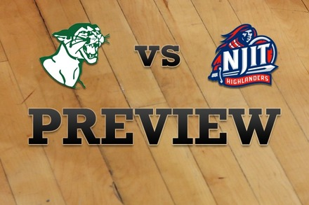 Chicago State vs. N.J.I.T.: Full Game Preview