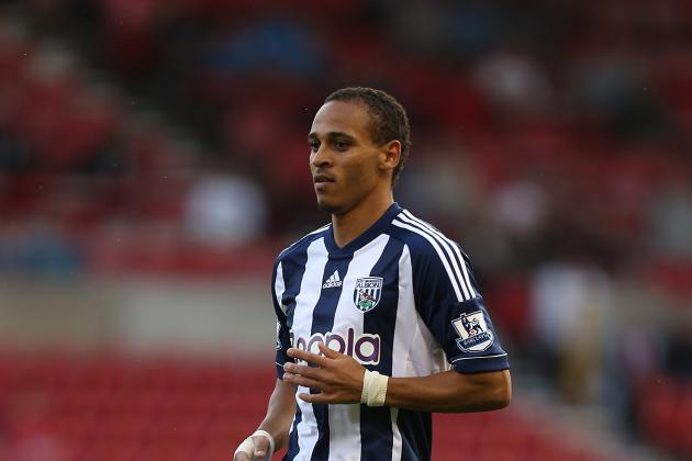 QPR Ready New Bid to Buy Peter Odemwingie from Cup Foes West Brom