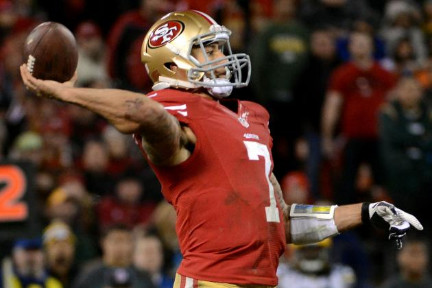 49ers vs. Falcons: Why Colin Kaepernick Will Be Key to San Francisco Victory