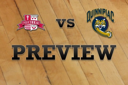 Sacred Heart vs. Quinnipiac: Full Game Preview
