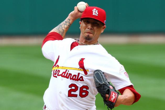 Should the Rangers Sign Kyle Lohse?