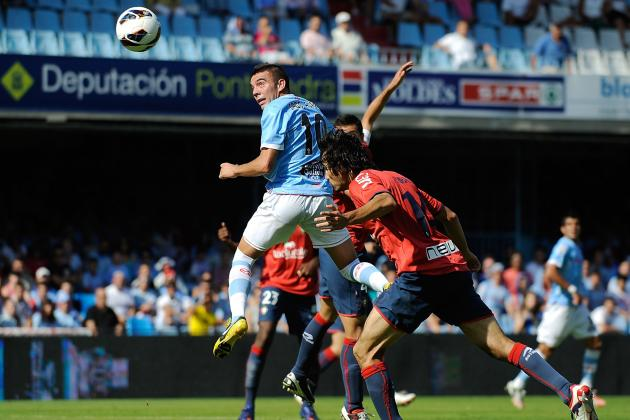 Chelsea Transfer News: Iago Aspas Is Low-Risk, High-Reward Acquisition for Blues