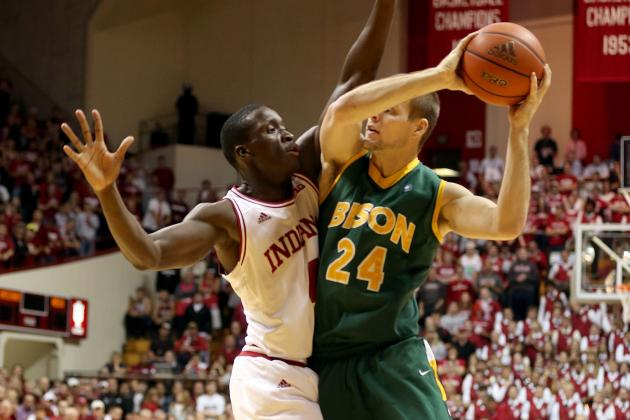 NDSU's Braun May Miss Up to Six Weeks with Broken Bone in Foot