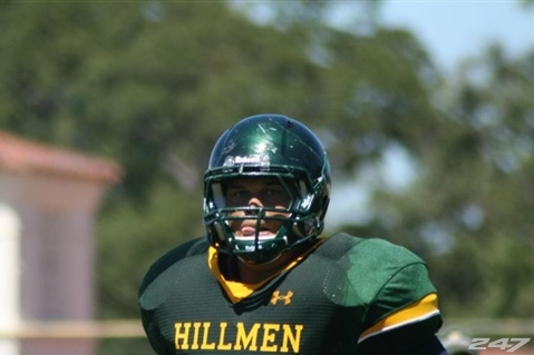 Notre Dame Football Recruiting: Eddie Vanderdoes Would Propel 2013 Class to Top