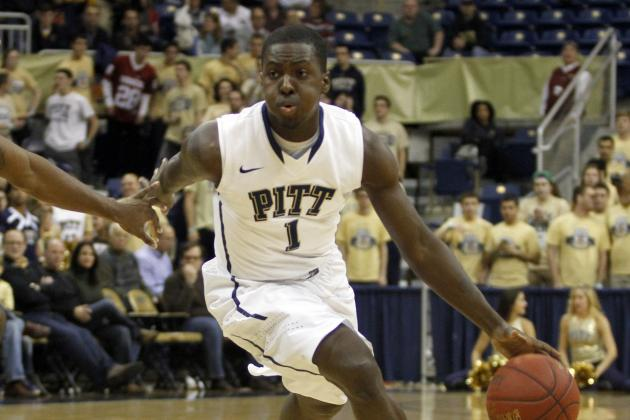 Pitt's Woodall Says He's 'ready to Go'