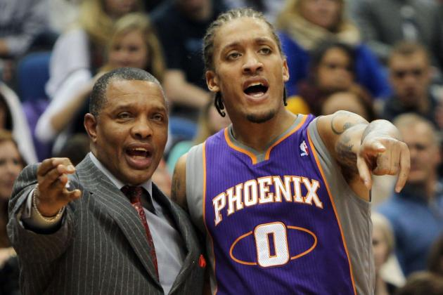Gentry Speaks on Struggles and Beasley Situation