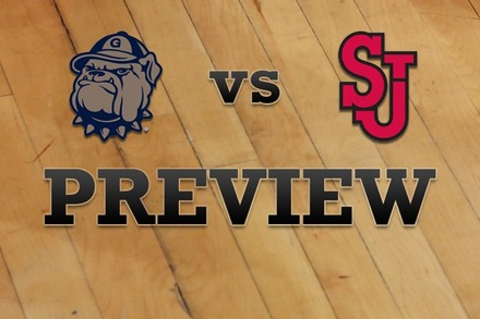 Georgetown vs. St John's: Full Game Preview