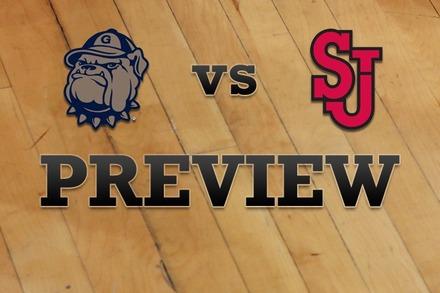 Georgetown vs. St John's: Full Game Preview
