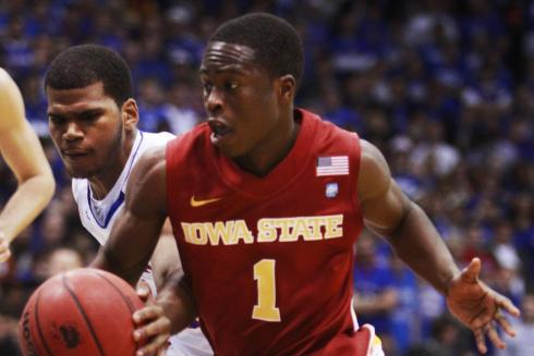 Abuse Charge Dropped Against Iowa St.'s Palo