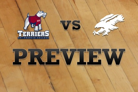 St. Francis (NY) vs. Wagner: Full Game Preview
