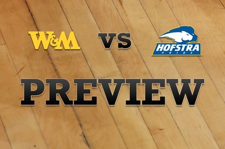 William & Mary vs. Hofstra: Full Game Preview
