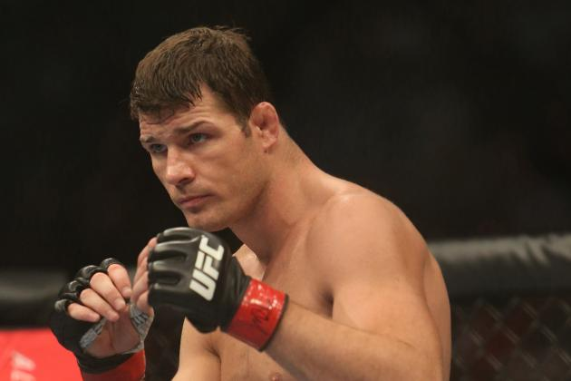 Michael Bisping Trained for Belfort with Alexander Shlemenko, Lorenz Larkin