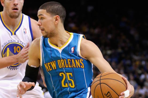 Austin Rivers Struggling to Emerge as Rookie