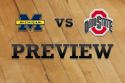 Michigan vs. Ohio State: Full Game Preview