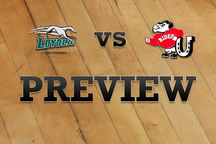 Loyola (MD) vs. Rider: Full Game Preview