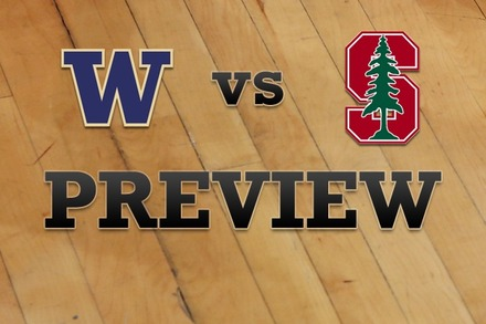 Washington vs. Stanford: Full Game Preview