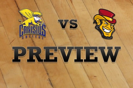 Canisius vs. Iona: Full Game Preview