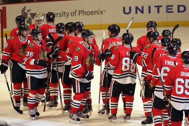 Chicago Blackhawks Facing Hefty Expectations for 2013 Season