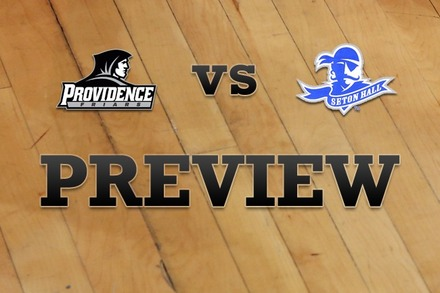 Providence vs. Seton Hall: Full Game Preview