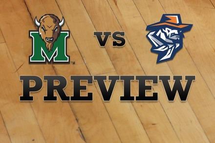 Marshall vs. UTEP: Full Game Preview